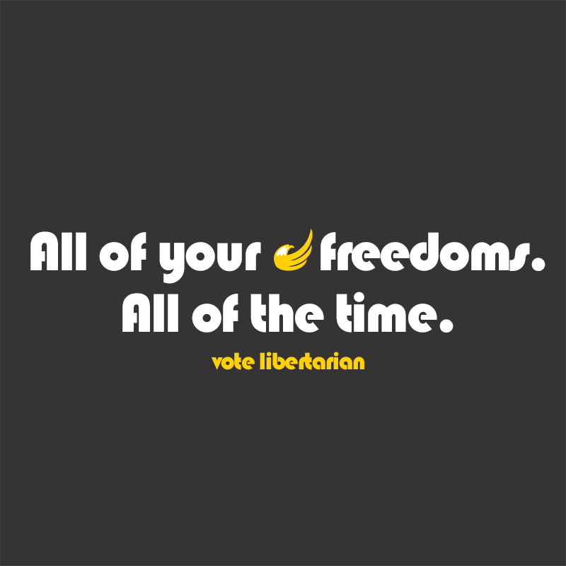 ALL OF YOUR FREEDOMS – groovy