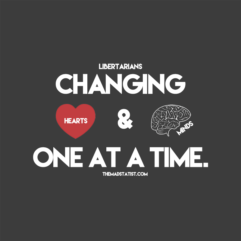 CHANGING HEARTS AND MINDS