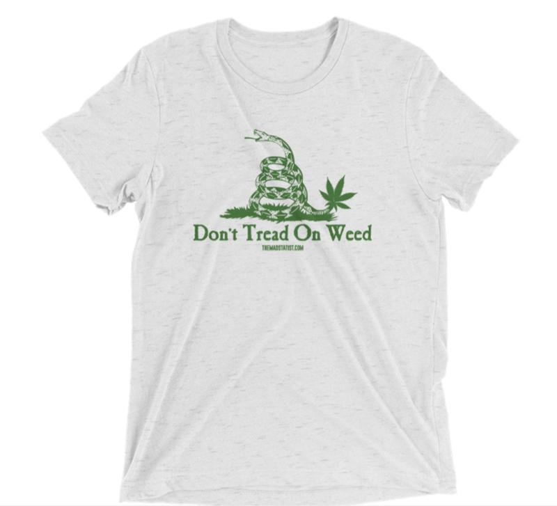 DONT TREAD ON WEED 2 VINTAGE