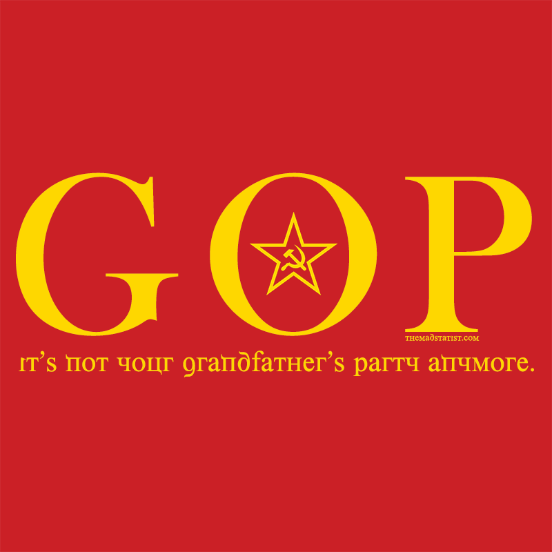 GOP IT'S NOT YOUR GRANDFATHERS PARTY ANYMORE1