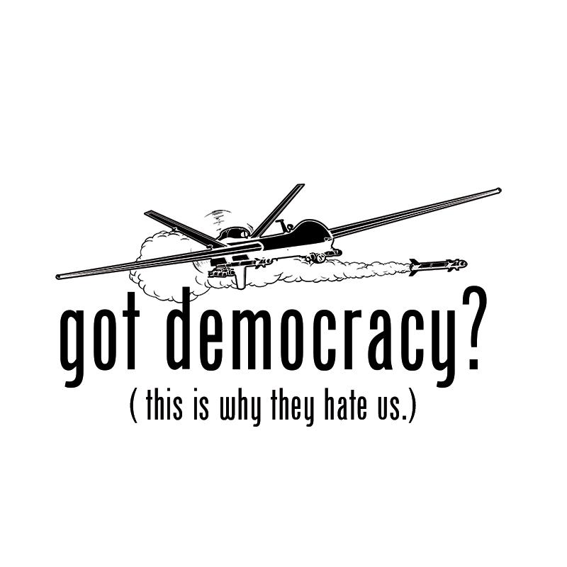 Got Democracy Black