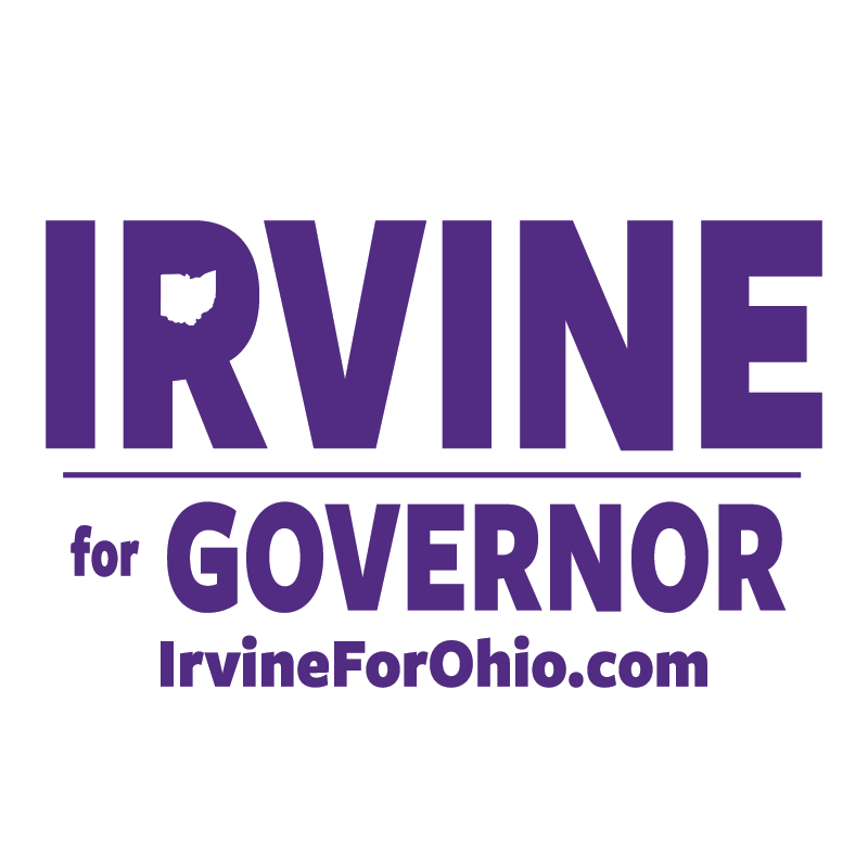 IRVINE FOR GOVERNOR-PRImage