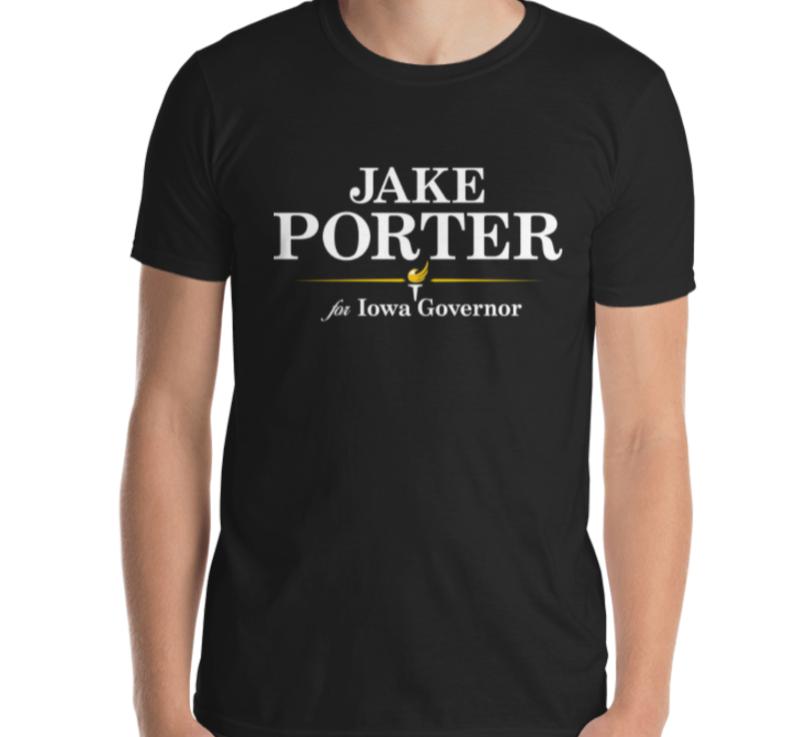 JAKE PORTER SHIRT-Mens