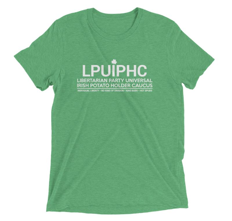 LPUIPHC Shirt Vintage