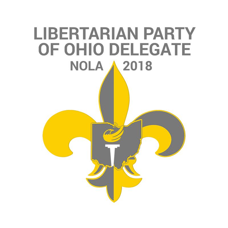 NOLA 2018 Convention shirts – Fleur de lis