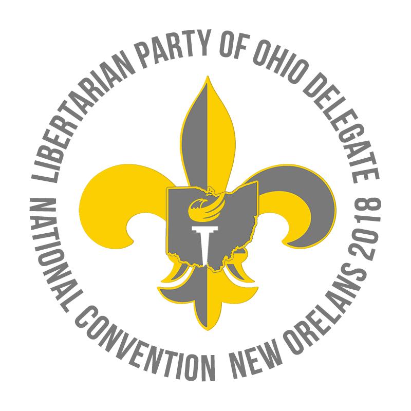 NOLA 2018 Convention shirts -circular logo p