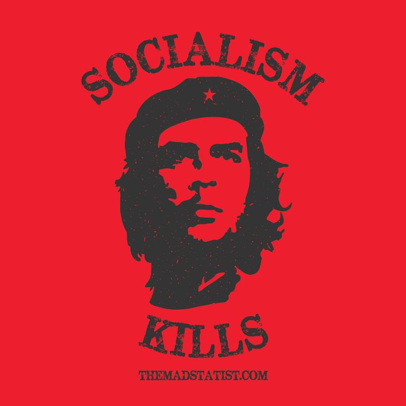 SOCIALISM-KILLS