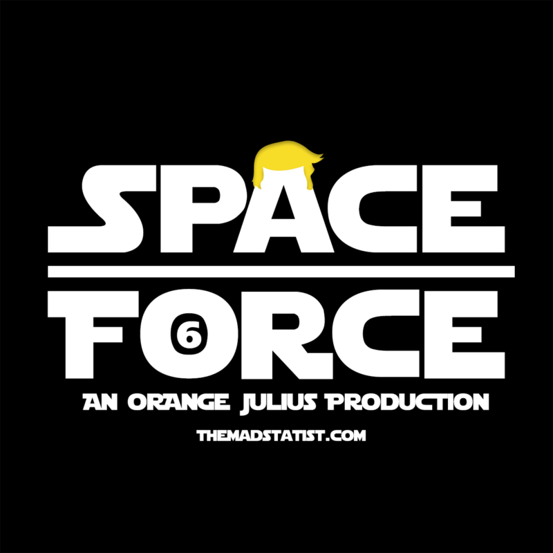 SPACE FORCE 6