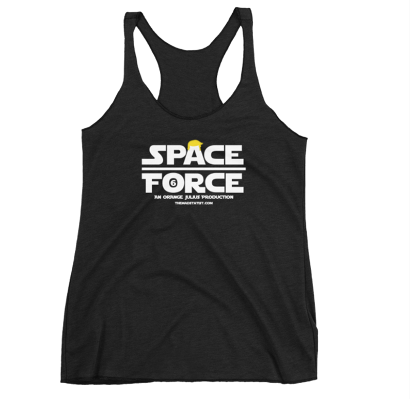 SPACE FORCE 6 Womens Tank