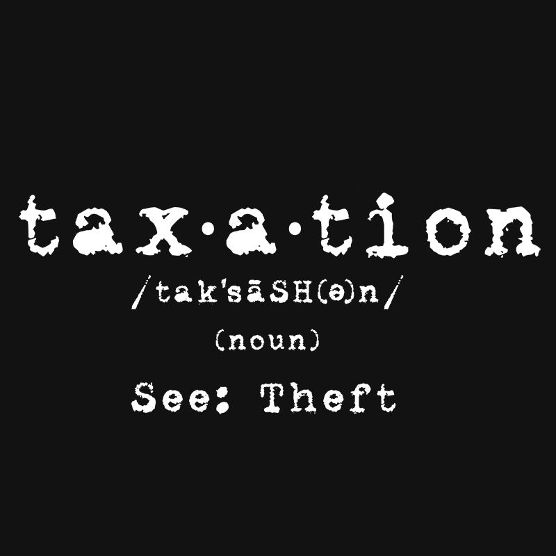 TAXATION SEE THEFT TEXT