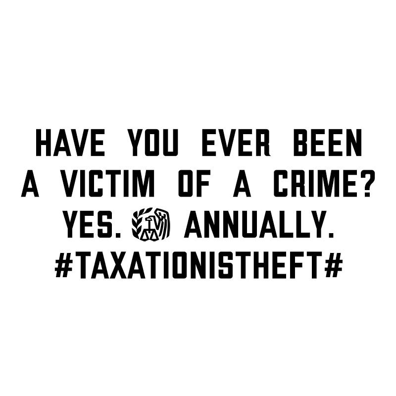 VICTIM OF A CRIME – TAXATION