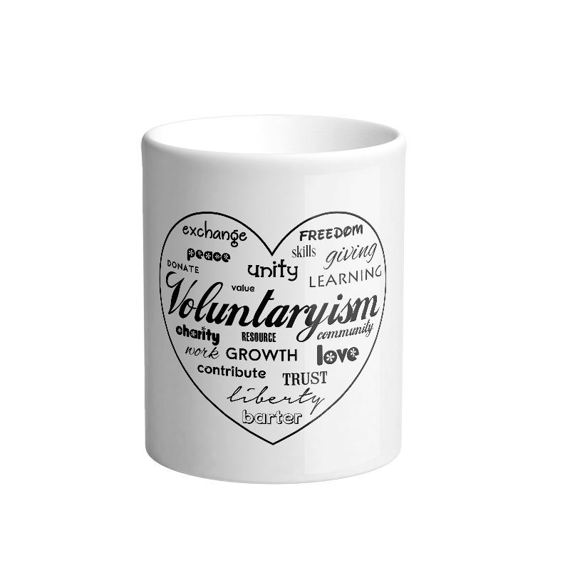 Voluntaryism Mug