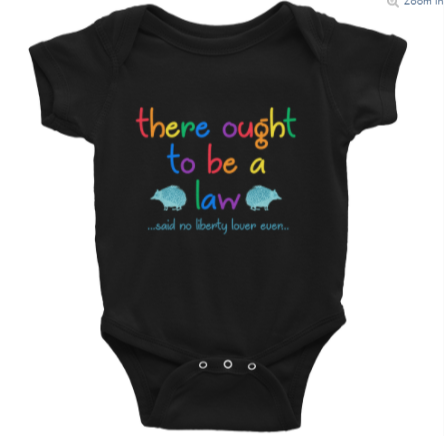 There ought to be a law – multicolored